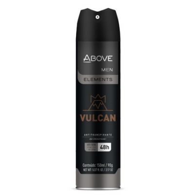 ABOVE DES AERO MEN ELEMENTS VULCAN 150ML