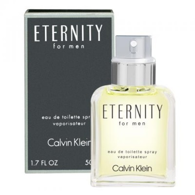 CALVIN KLEIN ETERNITY 50ML