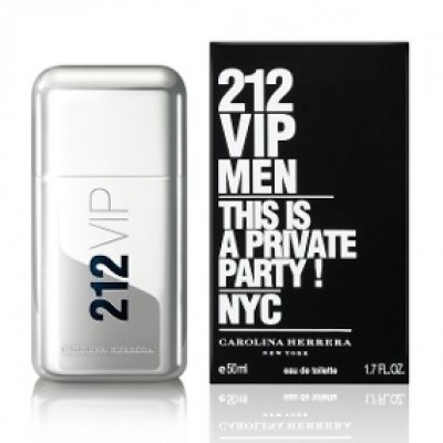 CAROLINA HERRERA 212 VIP 50ML