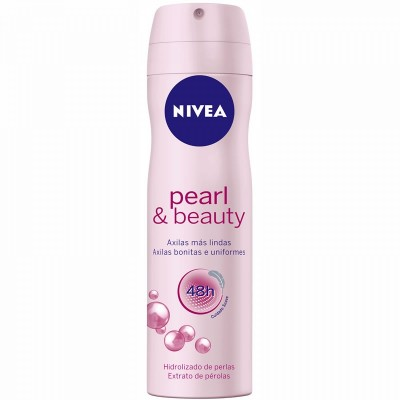 NIVEA DESOD AERO PEARL BEAUTY 150ML