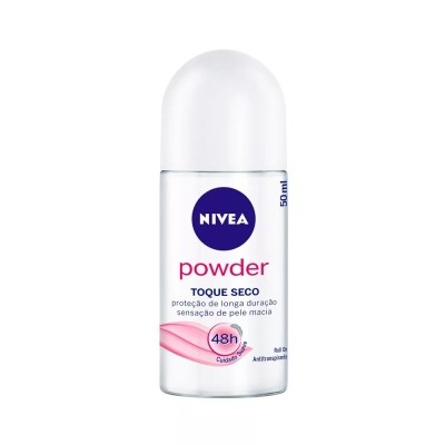 NIVEA ROLLON POWDER COMFORT 50ML