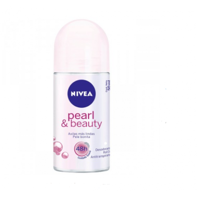 NIVEA ROLLON PEARL BEAUTY 50ML