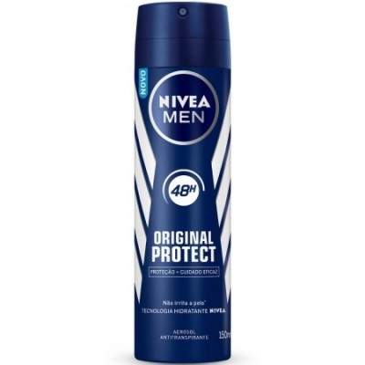 NIVEA DESOD AERO ORIGINAL PROTECT  150ML