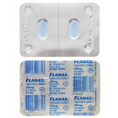FLANAX 550MG C/2CPR