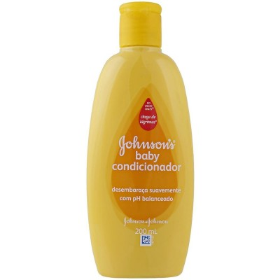 J&J BABY COND REGULAR 200ML