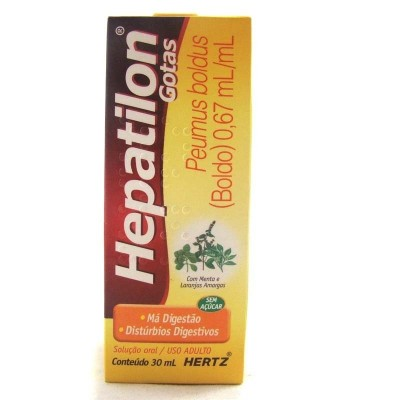 HEPATILON GOTAS 30ML