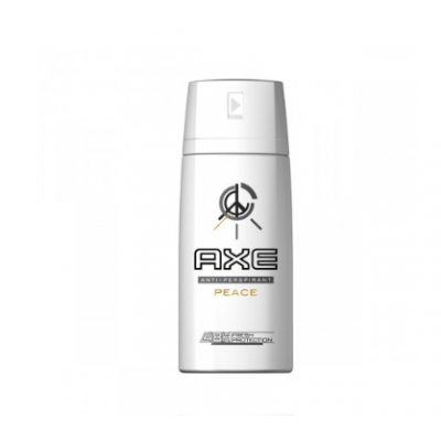 AXE AEROSOL PEACE SECO 152ML