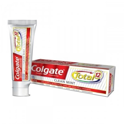 COLGATE CR DENTAL TOTAL 12 CLEAN MINT 90 G