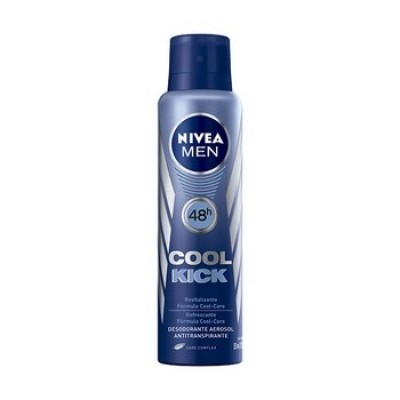 NIVEA DESOD AERO FOR MEN AQUA COOL 150ML