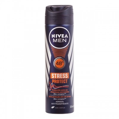 NIVEA DESOD AERO FOR MEN STRESS PROTECT 150ML