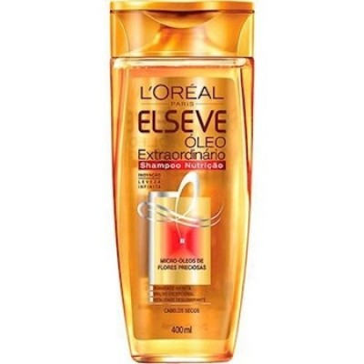 ELSEVE SH 400ML OLEO EXT NUTRICAO
