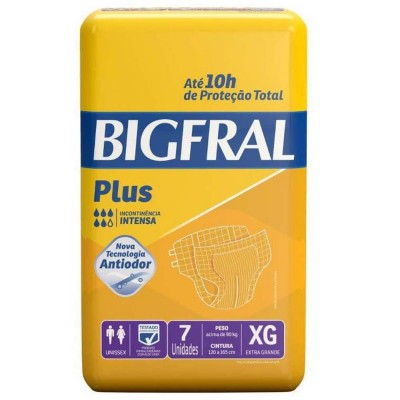 BIGFRAL PLUS XG C/7
