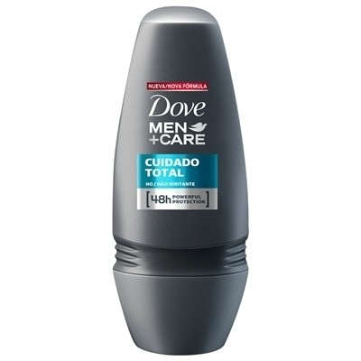 DOVE DES ROLLON MEN CLEAN COMFORT 50ML