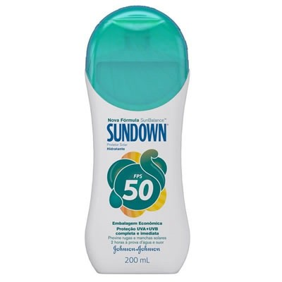 SUNDOWN FPS 50 200ML BLOQ SOLAR